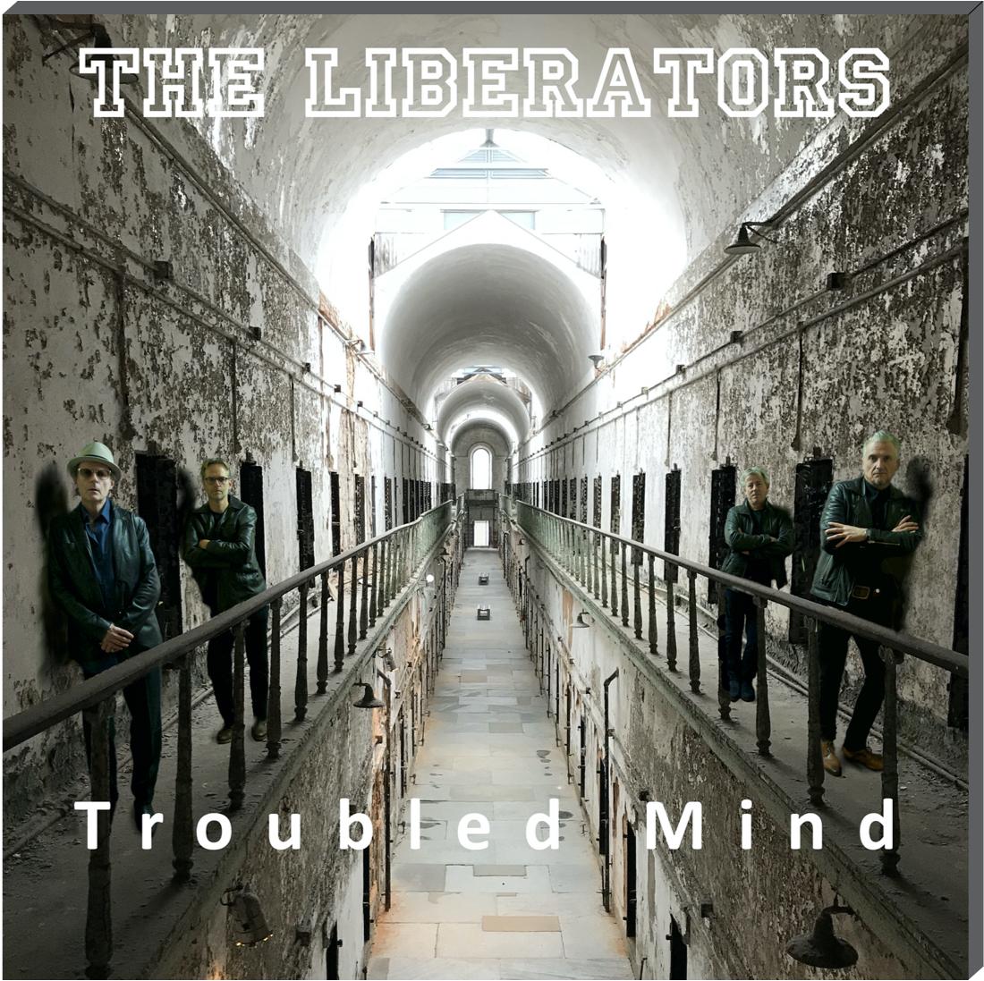 Troubled Mind - CD - The Liberators