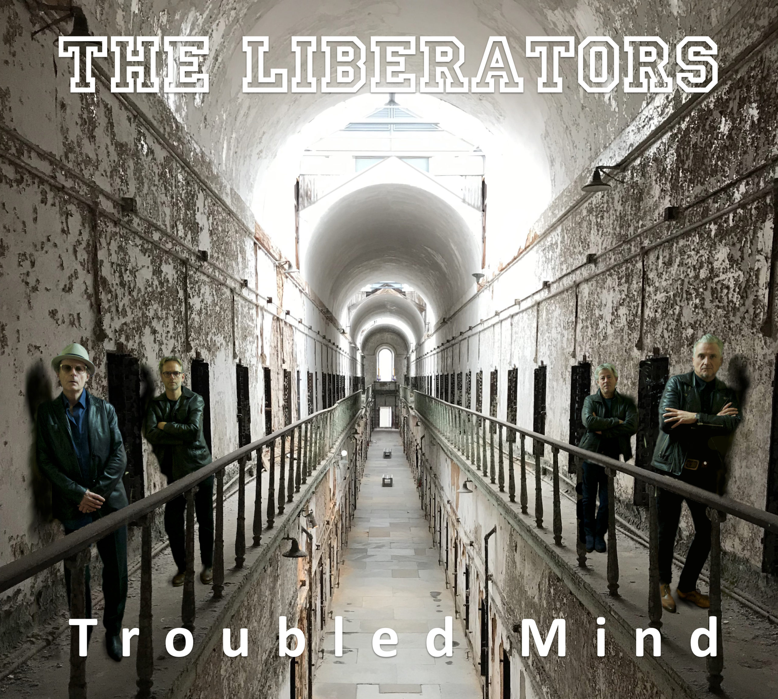 Nieuw Album Troubled Mind